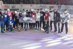Podczas ubiegłorocznej akcji dla WOŚP po raz pierwszy odbył się ICE CROSSE - widowiskowa dyscypliny sportu (fot. mat. organizatora)