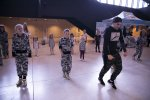 Dzieci z TDS biorą udział w wielu wydarzeniach, jeżdżą na zawody taneczne, występują przed szeroką publicznością. Na zdjęciu występ na targach SILESIA BAZAAR Kids vol. 6 (fot. mat. SBKids)