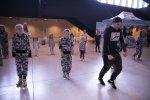 Po występie odbyły się warsztaty taneczne z Tito (finalistą 1. edycji programu You Can Dance) (fot. SILESIA BAZAAR Kids)
