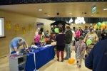 Darmowe warsztaty i animacje były sporą atrakcją dla odwiedzających targi dzieci (fot. Silesia Bazaar)