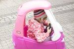 Samochodziki, duże klocki i małe dmuchańce przywiozła ze sobą Kraina Czarów (fot. Katarzyna Szawińska)