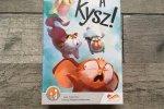 """Gra karciana """"A kysz!"""" to idealna zabawa dla maluchów (fot. Ewelina Zielińska/SilesiaDzieci.pl)"""