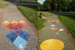 Na tyskich placach zabaw i w parkach powstały nowe atrakcje dla dzieci (fot. mat. UM Tychy)