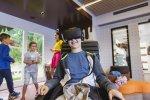 Wawel Truck to również gry w wirtualnym świecie (fot. mat. organizatora)