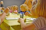 W Kolejkowie, w każdą niedzielę o godz. 12, 14 i 16, odbywają się warsztaty modelarskie dla dzieci (fot. mat. organizatora)