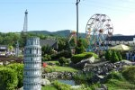 """Park Miniatur """"Świat Marzeń"""" robi wrażenie. (fot. ola)"""
