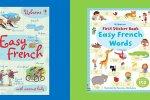 Z serią książek wydawnictwa Usborne, dzieci utrwalą sobie angielski i nauczą francuskiego (fot. pixabay)