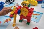 W Edukido zabawa klockami Lego jest tylko pretekstem do rozwijania umiejętności i wiedzy dzieci (fot. mat. Edukido)