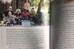 W książce poznajemy całą rodzinę Szymona, z którą pokonujemy kolejne kilometry podróży (fot. Ewelina Zielińska/SilesiaDzieci.pl)