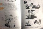 Specyficzny język i nietypowe ilustracje nadają książce lekkiego, nieco blogowego charakteru (fot. Ewelina Zielińska/SilesiaDzieci.pl)
