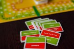 Zielone kategorie są łatwiejsze, a czerwone sprawią trudność nawet najlepszym graczom (fot. Ewelina Zielińska)