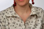 Ewa Kostoń - absolwentka podyplomowych studiów z zakresu edukacji seksualnej na Śląskim Uniwersytecie Medycznym. Założycielka strony NieWierzeWBociana.pl (fot. archiwum zdjęć E. Kostoń)