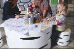 Bezpłatne zajęcia ruchowe i manualne oferuje na ferie IKEA Katowice (fot. mat. organizatora)
