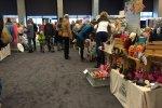 Wystawcy prezentowali ciekawe produkty wysokiej jakości (fot. mat. Silesia Dzieci)