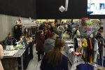 Na targach można było znaleźć świetne prezenty na zbliżające się święta (fot. mat. Silesia Dzieci)