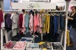 Wśród marek oferujących unikatowe ubranka dla małych dzieci była IgiBu (fot. mat. SilesiaDzieci.pl)