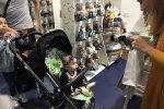 A oto pierwszy zakup małej księżniczki (fot. mat. SilesiaDzieci.pl)