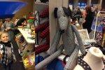 Na targach Silesia Bazaar Kids można było znaleźć wiele ciekawych produtków. Były też organizowane ciekawe warsztaty dla maluchów (fot. mat. Silesia Dzieci)