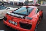 W weekend na Stadionie Śląskim można było podziwiać nie tylko samochody rajdowe (fot. mat. SilesiaDzieci.pl)