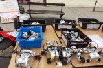 Centrum Kreatywnej Edukacji Robokids przygotowało dla dzieci pojazdy i roboty zdalnie sterowane (fot. mat. SilesiaDzieci.pl)
