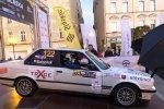 Samochody rajdowe i ich charakterystyczne brzmienie silników wzbudzały niemałe emocje (fot. mat. SilesiaDzieci.pl)