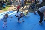 Dzieci dzielnie wykonywały wszystkie polecenia mistrza (fot. mat. SilesiaDzieci.pl)