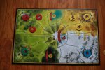 """""""Królestwo"""" to gra od wydawnictwa Foxgames, w której walczysz o objęcie tronu (fot. Ewelina Zielińska)"""