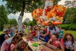 Festiwal to również warsztaty dla dzieci (fot. mat. organizatora)
