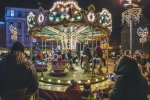 Od 6 grudnia będzie można przejechać się na karuzeli wiedeńskiej (fot. mat. UM Gliwice)