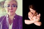 Joanna Bomba (z prawej), doradcą noszenia dzieci w chustach, pokaże kilka wiązań i zaprezentuje masaż Shantala, z dziecięcymi lękami będzie walczyć  Dr Katarzyna Bocheńska-Włostowska (fot. mat. specjalistek)