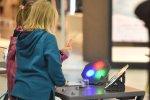 Eksponaty pomogą zrozumieć działanie ludzkiego oka (fot. mat. organizatora)