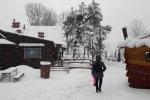 Kozia Góra jest idealnym miejscem na piesze wycieczki z dziećmi, nawet małymi (fot. Agnieszka Mróz/SilesiaDzieci.pl)