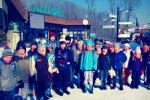 W programie zimowiska przewidziana jest także wycieczka do Zakopanego i wjazd na Gubałówkę (fot. mat. Fabryki Naukowców)