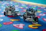 Miłośnicy budowania i konstruowania stworzą własnoręcznie zdalnie sterowane pojazdy i roboty z klocków LEGO (fot. mat. organizatora)