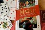"""Autor książki pt. """"Magicy"""" jest znanym amerykańskim komikiem (fot. Ewelina Zielińska/SilesiaDzieci.pl)"""