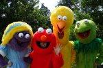 Muppetty zapraszają do zabawy (fot. materiały organizatora)
