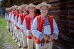 Na scenie pojawią się góralskie kapele m.in. Zespół Regionalny Istebna (fot. mat. UM Gliwice)