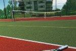 Powstały tutaj także korty do tenisa (fot. mat. UM Chorzowa)