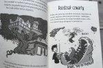 Książka jest lekka, zabawna i pełna wartkiej akcji (fot. Ewelina Zielińska/SilesiaDzieci.pl)