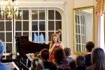 W ramach wakacyjnych spotkań artystycznych w Pałacu w Rybnej odbędą się warsztaty muzyczne (fot. mat. organizatora)
