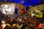 Największa w Europie szopka bożonarodzeniowa znajduje się w katowickich Panewnikach (fot. Katarzyna Esnekier/SilesiaDzieci.pl)