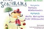 """Książka pt. """"Przygody Pchły Szachrajki"""" Jana Brzechwy ukazała się po raz pierwszy w 1946 roku (fot. mat. Teatru Żelaznego)"""
