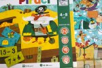Gra jest dedykowana graczom w wieku 4-8 lat ( fot. Ewelina Zielińska/SilesiaDzieci.pl)