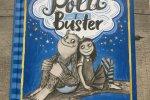"""""""Pola i Buster"""" to książka dla dzieci w wieku szkolnym (fot. Ewelina Zielińska/SilesiaDzieci.pl)"""