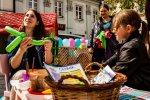 Wszystkie atrakcje były bezpłatne. Zorganizował je portal SilesiaDzieci.pl (fot. Katarzyna Szawińska)