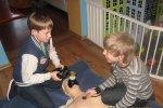 W Cafe ABC dzieci nie mogą narzekać na nudę (fot. materiały kawiarni)