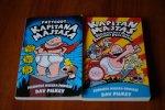 Cykl książek o Kapitanie Majtasie to spora dawka humoru dla wszystkich (fot. Ewelina Zielińska/SilesiaDzieci.pl)