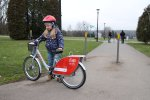W Chorzowie możemy wypożyczyć 40 rowerków dziecięcych (fot. mat. UM Chorzów)