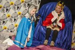 W Wielkim Teatrze Małego Aktora dzieci świetnie się bawią ćwicząc jednocześnie pamięć i dykcję (fot. materiały Fundacji Elektrowni Rybnik)