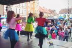 Na dynamiczny, muzyczny show zaprosił zespół Siostry Wajs i Stonoga (fot. mat. Silesia Dzieci)